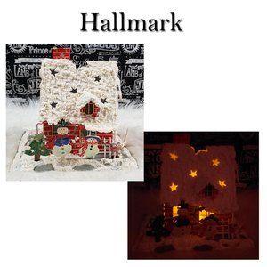 Hallmark Light Up Cottage
